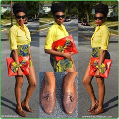 blue fashion africanfashion ankarawaxprint ankarafashion allthingsankara