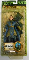 """TOYBIZ THE LORD OF RINGS THE TWO TOWERS GIL-GILAD 6"""""""