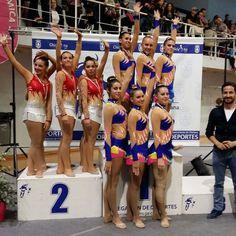 Primera clasificada Torneo Chiclana #ritmica #gimnasia #ritmicamalaga
