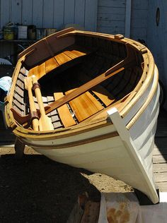 wooden boat 10