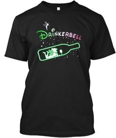 [TS] Limited Edition] - Drinkerbell T-Shirt