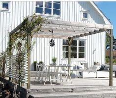 FOTOD: Milline neist pergolatest võiks kaunistada sinu aeda - Moodne Kodu