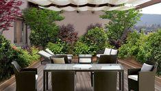 Un Giardino In Terrazza   Idee Giardinieri