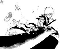 Manga Bleach - Chapter 684 - Page 7 Bleach Manga Español, Ichigo Manga, Manga Anime, Ichigo And Rukia, Bleach Art, Anime Art, Bleach Tattoo, Shinigami, Anime Tatoo