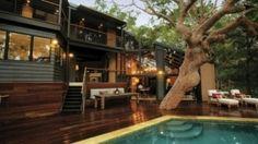 beautiful peaceful home