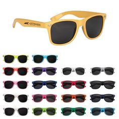 Get the Hottest Trend! Promotional Malibu Sunglasses | Customized Sunglasses | Promotional Sunglasses