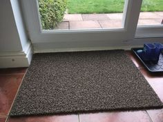 NICOMAN Hallway Porch Welcome Outdoor Washable UV-Proof Loopermat Home Floor Mat #NICOMAN