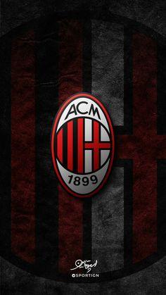 Milan Wallpaper, Galaxy Wallpaper, Milan Football, Football Team, Stadium Wallpaper, Football Wallpaper, Ac Milan Kit, Sports Pictures, Cool Walls