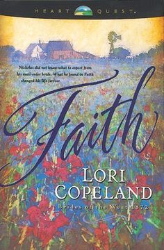 Free Book - Faith, the first title in the Brides of the West series by Lori Copeland,is a repeat freebie in the Kindle store and from Barnes & Noble and ChristianBook, courtesy of Christian publisher Heart Quest, an imprint of Tyndale House.