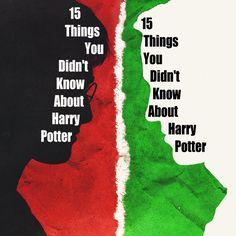 JK Rowling: Secrets Behind Harry Potter ▶15 Hidden Meanings in Harry Potter??