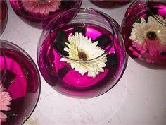 1000 images about centros de mesa on pinterest mesas - Centros de mesa con peceras ...