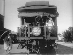 Gulf Coast Limited at St. Petersburg ACL depot in 1927 | Flickr - Photo Sharing!