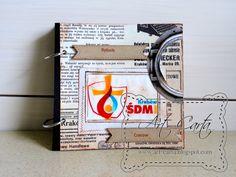 Art-Carta : Album - notatnik na ŚDM (2)