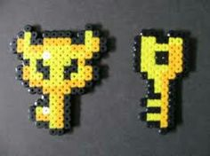 Boss key and normal key from The Legend of Zelda : Link To The Past