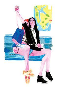 Sketchbook  Selected for American Illustration 35