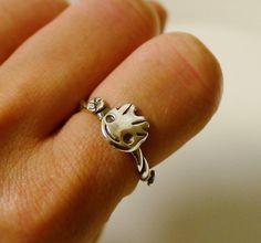 Guardianes de la galaxia bebé Groot inspiraron anillo de plata