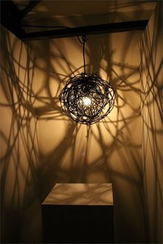 I LIKE THE DANCE OF THE LIGHT AND SHADOW. BEAUTIFUL: Lighting Design, San Diego, 2011