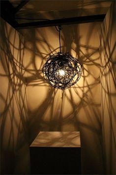I LIKE THE DANCE OF THE LIGHT AND SHADOW. BEAUTIFUL: Lighting Design, San Diego, 2011