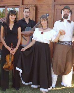 Agrupacion Uruguaya de folclore Pinamareños del norte : Fotos
