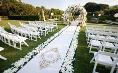 Jak przygotować miejsce zaślubin? Oryginalny pomysłu na ślub w plenerze