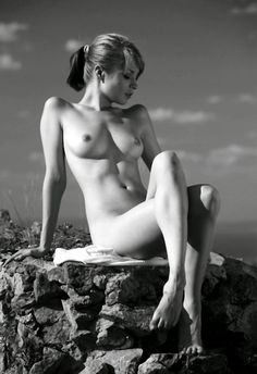 Beautiful artistic nude
