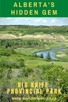 Get off the beaten path at Big Knife Provincial Park in Alberta. This hidden gem has lovely badlands scenery, hiking trails, campgrounds and few visitors. Go Hiking, Hiking Trails, Canadian Travel, Canadian Rockies, Alberta Travel, Go Glamping, Parks Canada, Travel Magazines, Camping Essentials