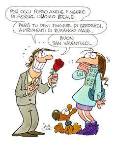 Buon San Valentino! - Giorni Moderni