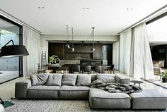 Divano divisorio ~ Doimo salotti pelle divano design angolo modello glamour. living