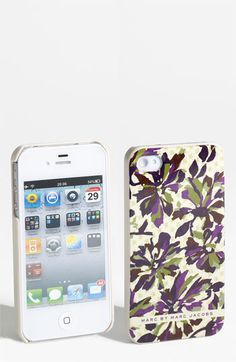 MARC BY MARC JACOBS 'Sherwood' iPhone 4 & 4S Case available at #Nordstrom