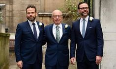 Lachlan, Rupert and James Murdoch have no plans to change the Fox News formula