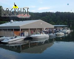 Dockside Grill at Tellico Marina Lakeside Dining, Lakeside Restaurant, Boat Dock, Places Ive Been, Tennessee, Grilling, Outdoor Decor, Diy, Landscape Rake