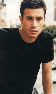 Freddie Prinze Jr. My celebrity crush growing up =) Thanks She's All That and Summer Catch. lol