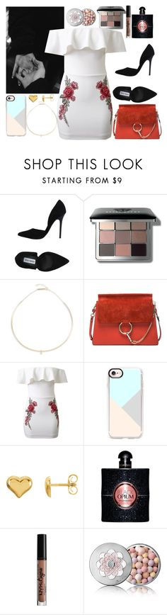 """D e s p a c i t o"" by i-m-penguin-purple974 ❤ liked on Polyvore featuring Steve Madden, Bobbi Brown Cosmetics, ZoÃ« Chicco, Chloé, WithChic, Casetify, Yves Saint Laurent, NYX and Guerlain"