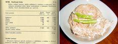 7_salamova-pomazanka-z-mekkeho-salamu Ham, Cantaloupe, Food And Drink, Fruit, Drinks, Drinking, Beverages, Hams, The Fruit