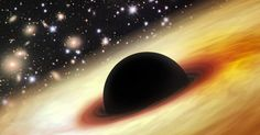 The largest and most luminous black hole ever seen dates back to when the universe was less than 1 billion years old.