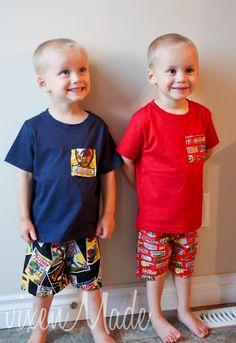 Easy Kids Pajamas