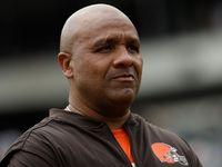 Hue Jackson: Cleveland Browns won't trade for QB - NFL.com