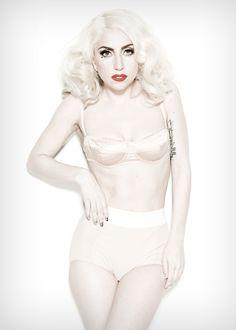 Lady GaGa - Kenneth Willardt outtake