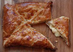 Khachapuri   Time To Cook - Online Khachapuri Recipe, Great British Bake Off, Slow Food, French Toast, Pizza, Tasty, Cheese, Baking, Backen