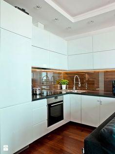 Kitchen Decor, Kitchen Inspirations, Kitchen Style, Kitchen Room Design, Home Kitchens, Modern Wooden Kitchen, Wooden Kitchen, Laminate Kitchen, Small Apartment Kitchen