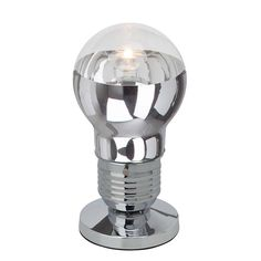 Tischleuchte Bulby Jetzt bestellen unter: https://moebel.ladendirekt.de/lampen/tischleuchten/beistelltischlampen/?uid=611e6aa3-0999-56c3-aaf1-5c6604e22ac6&utm_source=pinterest&utm_medium=pin&utm_campaign=boards #leuchten #lampen #tischleuchten #beistelltischlampen