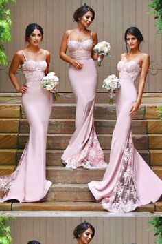 Gorgeous Spaghetti Straps Sweetheart Prom Dresses f1d791a96cca