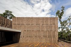 Completed in 2015 in Brumadinho, Brazil. Images by Leonardo Finotti. The Maxita Yano – Claudia Andujar Gallery, part of Inhotim Contemporary Art Museum, was designed to shelter the works of the swiss-born Brazilian...