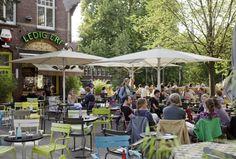 't LEDIG ERF - pub and best terras in UTRECHT