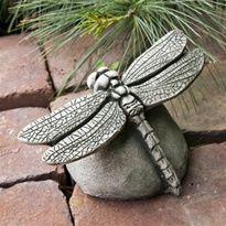 Dragonfly Garden Statue
