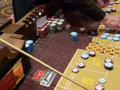 Craps Table in Game Triangle, Games, Table, Gaming, Tables, Desk, Plays, Tabletop, Game