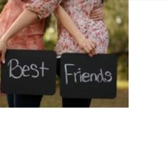 Aww best friends pregnant! I hope to be pregnant with my best friend so we can take pics like this :)