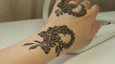 Simple and easy khaleeji henna
