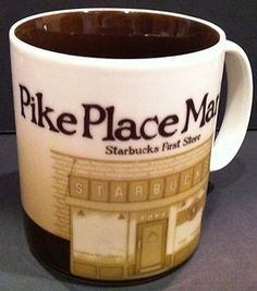 I want to start collecting the Starbucks City mugs when I travel..