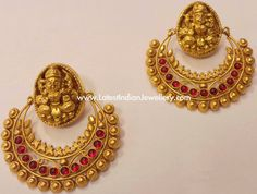 Photos of Different Designers Earrings traditional lakshmi earrings ~ latest jewellery designs xnpnjjs - Jewelry Amor Indian Jewellery Design, Latest Jewellery, Indian Jewelry, Jewelry Design, Tribal Jewelry, Jewelry Art, Temple Jewellery, Gold Jewellery, Bridal Jewellery